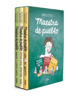 ESTUCHE ESPECIAL MAESTRA DE PUEBLO