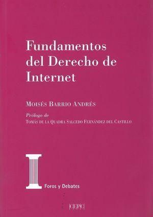 FUNDAMENTOS DEL DERECHO DE INTERNET