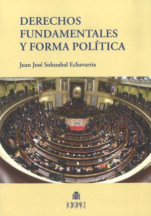 DERECHOS FUNDAMENTALES Y FORMA POLÍTICA