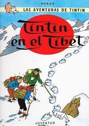 LAS AVENTURAS DE TINTIN 20. TINTÍN EN EL TÍBET