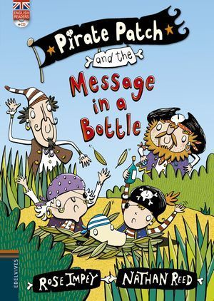 PIRATE PATCH AND THE MESSAGE IN A BOTTLE 1 BILINGUE INFANTIL