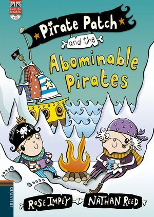 PIRATE PATCH AND THE ABOMINABLE PIRATES 2 BILINGUE