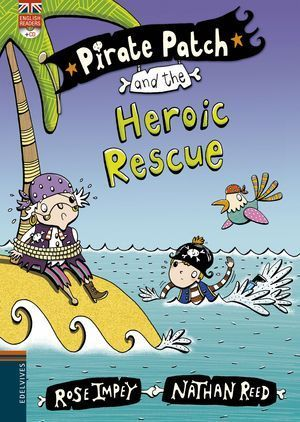 PIRATE PATCH AND THE HEROIX RESCUE 7 BILINGUE