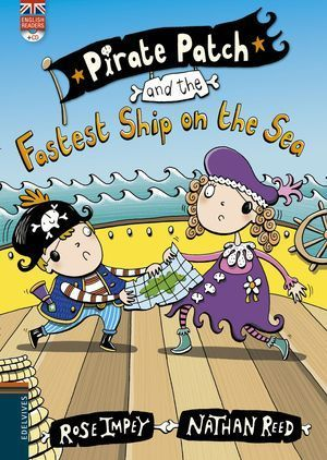 PIRATE PATCH AND THE FASTEST SHIP ON THE SEA 8 BILINGUE