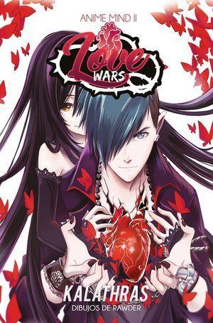 LOVE WARS. ANIME MIND II