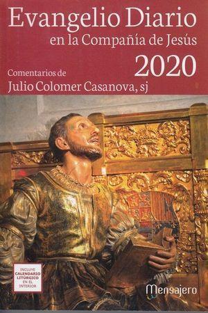 EVANGELIO DIARIO 2020 (GRANDE) EN LA COMPAÑIA DE JESUS