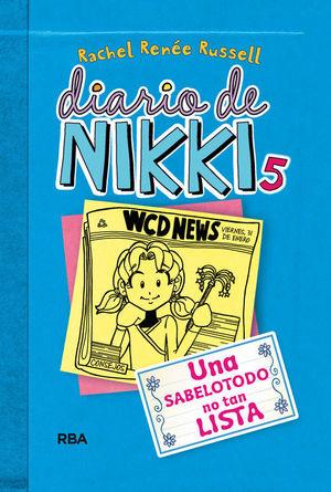 DIARIO DE NIKKI 5