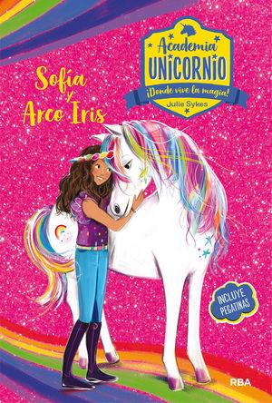 ACADEMIA UNICORNIO 1 SOFIA Y ARCOIRIS