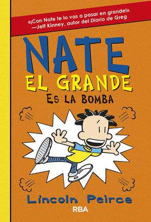 NATE EL GRANDE 8. ES LA BOMBA