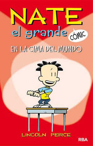 NATE EL GRANDE 1.  EN LA CIMA DEL MUNDO