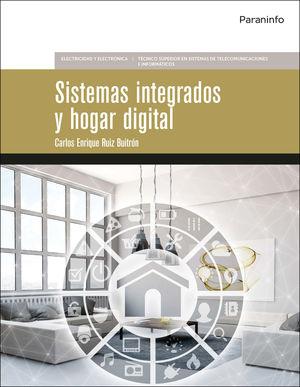 SISTEMAS INTEGRADOS Y HOGAR DIGITAL 2020 PARANINFO