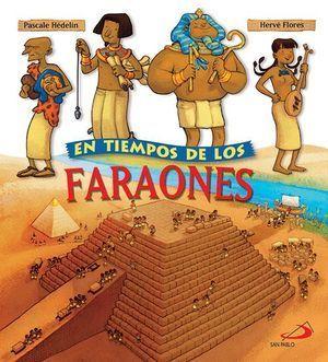 EN TIEMPO DE LOS FARAONES