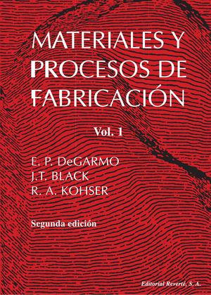 MATERIALES Y PROCESOS DE FABRICACIÓN