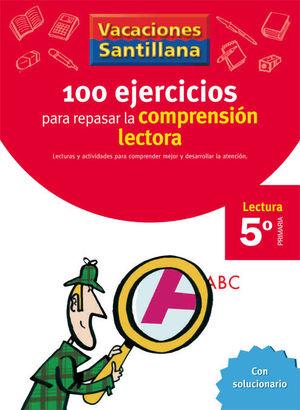 5EP CUADERNO COMPRENSION LECTORA 06 120 EJERCICIOS PARA MEJORAR
