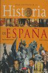 ATLAS ILUSTRADO DE LA HISTORIA DE ESPAÑA
