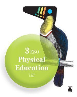 3ESO PHYSICAL EDUCATION 2015 TEIDE