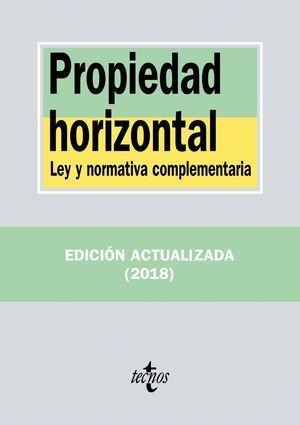 PROPIEDAD HORIZONTAL 2018 TECNOS