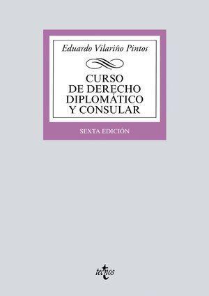 CURSO DE DERECHO DIPLOMÁTICO Y CONSULAR
