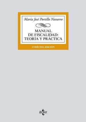 MANUAL DE FISCALIDAD: TEORÍA Y PRÁCTICA 2018 TECNOS