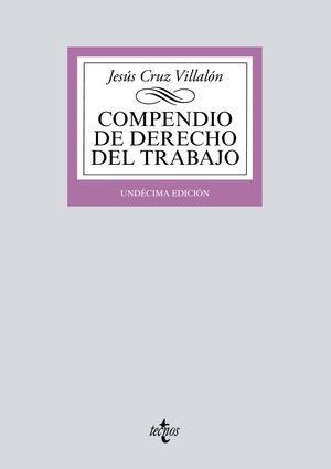 COMPENDIO DE DERECHO DEL TRABAJO 2018 TECNOS