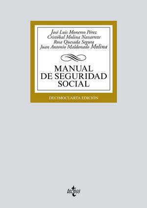 MANUAL DE SEGURIDAD SOCIAL 2018 TECNOS