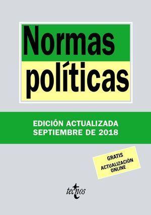 NORMAS POLÍTICAS 2018 TECNOS