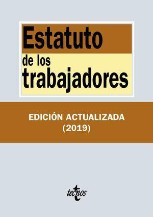 ESTATUTO DE LOS TRABAJADORES 2019 TECNOS