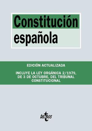 CONSTITUCIÓN ESPAÑOLA 2019 TECNOS