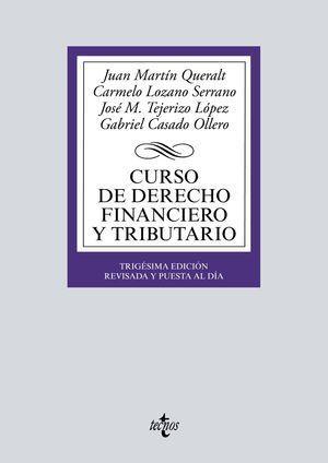 CURSO DE DERECHO FINANCIERO Y TRIBUTARIO 2019 TECNOS