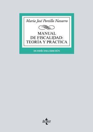 MANUAL DE FISCALIDAD: TEORÍA Y PRÁCTICA 2019 TECNOS