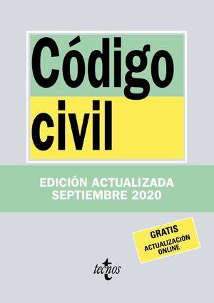 CÓDIGO CIVIL 2020