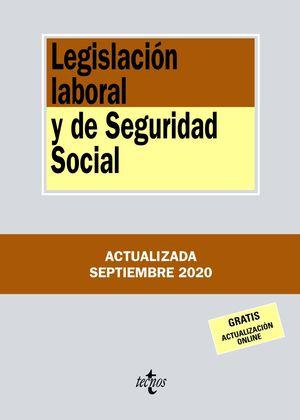 LEGISLACIÓN LABORAL Y DE SEGURIDAD SOCIAL 2020