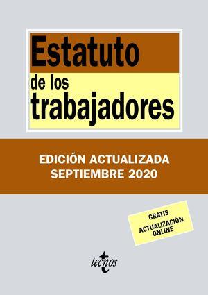 ESTATUTO DE LOS TRABAJADORES 2020