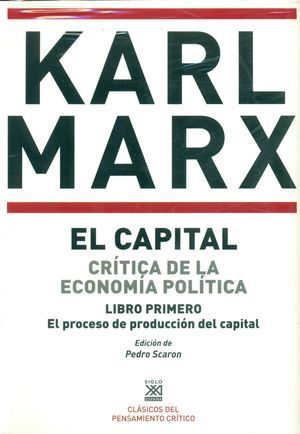 EL CAPITAL - 3 VOL.
