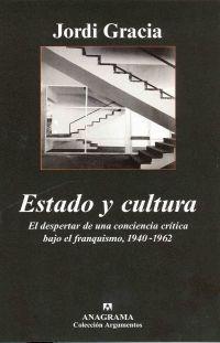 ESTADO Y CULTURA