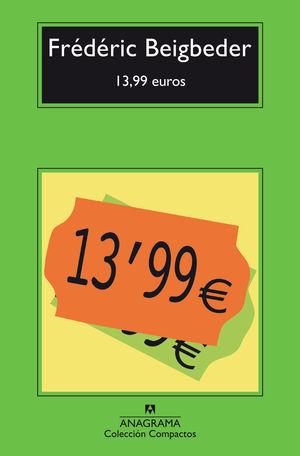 13,99 EUROS