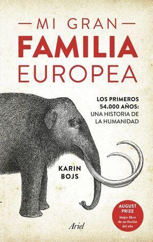 MI GRAN FAMILIA EUROPEA