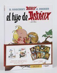 PACK ASTÉRIX 26: EL HIJO DE ASTÉRIX Y COMO OBÉLIX SE CAYÓ EN LA MARMITA DEL DRUIDA