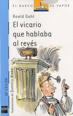 VICARIO QUE HABLABA AL REVES,E