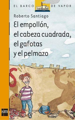 EMPOLLON EL CABEZA CUADRADA..
