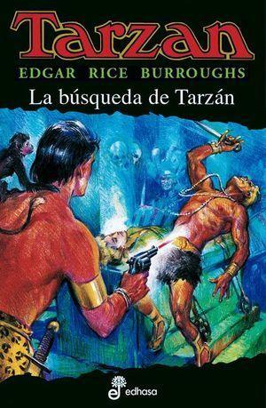 BÚSQUEDA DE TARZÁN (XIX) LA