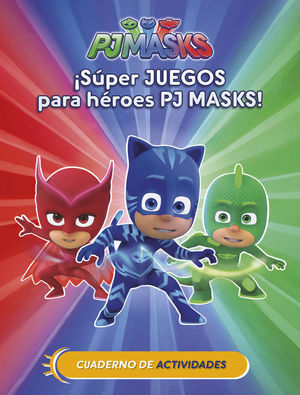 ¡SUPER JUEGOS PARA SUPERHÉROES!