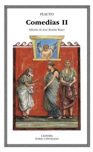 COMEDIAS II PLAUTO (126)