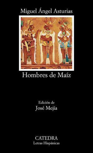 HOMBRES DE MAÍZ