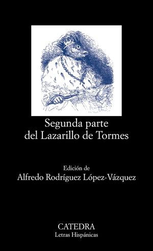 SEGUNDA PARTE DEL LAZARILLO DE TORMES
