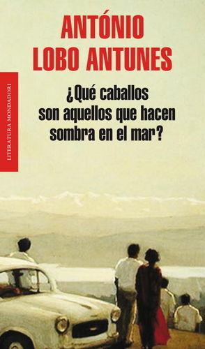 QUÉ CABALLOS SON AQUELLOS QUE HACEN SOMBRA EN EL MAR ?