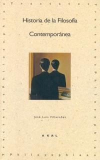 HISTORIA DE LA FILOSOFIA CONTEMPORANEA
