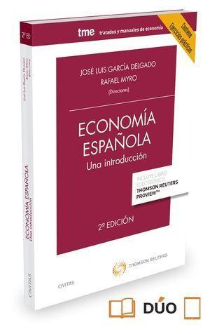 ECONOMÍA ESPAÑOLA. UNA INTRODUCCIÓN