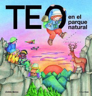 TEO EN EL PARQUE NATURAL