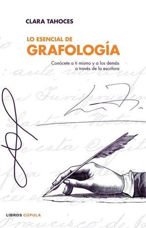 ESENCIAL DE GRAFOLOGIA, LO